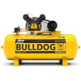 Compressor de Ar Bulldog 3HP 15 Pés 175 Litros Trifásico 220/380V - FIAC-BG15175VT