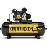 Compressor de Ar Bulldog 5HP 20 Pés 200 Litros Trifásico 220/380V - FIAC-BG20200VT