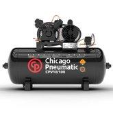 Compressor de Pistão 2HP 10 Pés 100 Litros 110/220V Monofásico - CHICAGO-8969010000