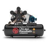 Compressor de Pistão 15HP 60 Pés 425 Litros 220/380V Trifásico  - CHICAGO-8969010007