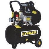 Motocompressor de Ar 7,3 Pés 24 Litros 1,5HP  - LYNUS-LYN-74