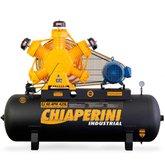 Compressor Industrial 60 Pés 425 Litros 15 HP 220/380 V - CHIAPERINI-CJ60APW425L