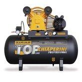 Compressor de Ar 10 PCM 2HP 110 Litros Monofásico - CHIAPERINI-TOP10MPV110LM