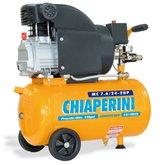 Motocompressor 24 Litros 2HP com 120 PSI  - CHIAPERINI-MC7.6/24L-2HP