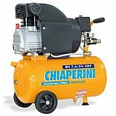 Motocompressor 24 Litros 2HP com 120 PSI  - CHIAPERINI-MC7.6/24L-2HP