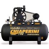 Compressor Profissional Média Pressão (140lbs)20 Pés 200 Litros  - CHIAPERINI-20/200MPI