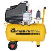 Motocompressor de Ar 8,2 / 24 Litros  - PRESSURE-WP8225L