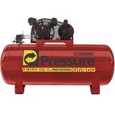 Compressor ATG3 10/175 Litros  Monofásico - PRESSURE-10175/ATG3