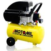 Motocompressor de Pistão Monofásico 7,6 Pés - 24 Litros 2HP -  - MOTOMIL-CMI-7,6/24L