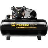 Compressor  Onix 10 Pés / 150 Litros Trifásico 220 / 380 V - PRESSURE-ON10/150VT