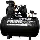 Compressor Pratic Air Monofásico CSL 15/130 - SCHULZ-CSL15/130MONO