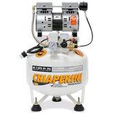 Motocompressor Odontológico BPO 30 Litros sem Óleo Bivolt - CHIAPERINI-MC5BPORV30L