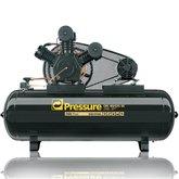 Compressor  Onix  40 Pés/ 425 LitrosTrifásico 175 Libras - PRESSURE-ON40425WTF