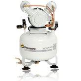 Compressor Odontológico 8,4 Pés 30 Litros 120 LBS Monofásico - PRESSURE-OP8430VM
