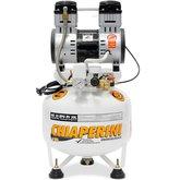Motocompressor Odontológico 10 BPO 30 Litros sem Óleo Bivolt - CHIAPERINI-MC10BPORV30L