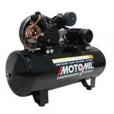 Compressor de Ar 20 Pés/min 200 Litros sem Motor - MOTOMIL-CMV-20/200S/M