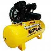 Compressor Air Power Trifásico 20 Pés 5,0 HP 220/ 380 V - MOTOMIL-CMV20PL/200