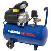 Compressor 50  2 HP 50 Litros - GAMMA-G2802BR2