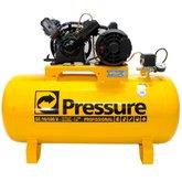Compressor de Ar 2CV 10 Pés 100 Litros 110/220V - PRESSURE-SE10/100V