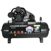 Compressor de Ar BullDog Trifásico Alta Pressão 25 Pés 250 Litros 220/380V - FIAC-30975