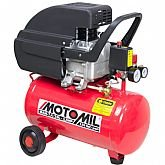 Motocompressor Monofásico 7,4 Pés 24 Litros  - MOTOMIL-MAM-7,4/24