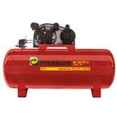 Compressor de Ar ATG3 10 Pés Trifásico 175 Litros 220/380V - PRESSURE-AT10175VT