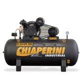 Compressor 15 Pés 200 Litros Trifásico 175 Libras  - CHIAPERINI-15/200