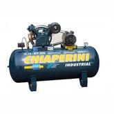 Compressor 15 pés 200 litros trifásico 175 libras - Chiaperini - CHIAPERINI-15/200