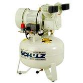 Compressor Odontológico Isento de Óleo 30 Litros 1HP  - SCHULZ-MSV6/30