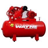 Compressor de Ar 40 PCM 350 Litros 220/380 V - WAYNE-WV 40G/350