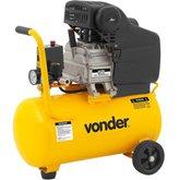 Motocompressor de Ar MCV 076 - 7,6 PCM / 24 Litros  - VONDER-6828076