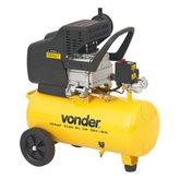 Motocompressor de Ar MCV 085 - 8,5 PCM / 30 Litros  - VONDER-6828085