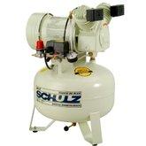 Compressor de Ar Odontológico Silencioso 6PCM 29 Litros  MSV 6/30 - SCHULZ-921.123X
