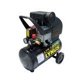 Motocompressor de Ar 7,6 Pés 24 Litros  - LYNUS-LYN-7,6/24L