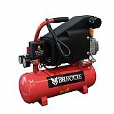 Motocompressor de Ar RDC 5.6/8 1HP  - BR MOTORS-RDC568