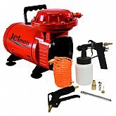 Motocompressor de Ar Direto Jetmais 1/3 CV Bivolt - MOTOMIL-3268584