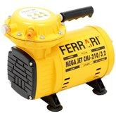 Compressor de Ar Direto 1/2HP 3,2 PCM Bivolt - Mega Jet Air - FERRARI-CMJ-210