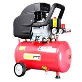 Motocompressor de Ar 2HP 7,4 Pés 24 Litros  Spin Power - VULCAN-VC24L