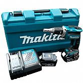 Parafusadeira para Gesso à Bateria 18V 3.0 Ah Íons-Lítio com 2 Bat. e Maleta - MAKITA-DFS452RFE-BIVOLT