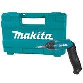 Parafusadeira Dobrável a Bateria 3,6V Bivolt com Acessórios - MAKITA-DF001DW-P
