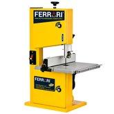 Máquina Serra Fita Vertical Profissional Bivolt - FERRARI-SFPB-8