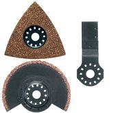 Kit para Cerâmica para Multicortadora com 3 Peças - MAKITA-B-30586