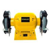 Moto Esmeril de Bancada de 1/2 HP 6 Pol. Bivolt - STANLEY- STGB3715-BR