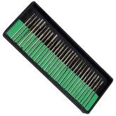 Jogo de Ponteiros para Micro Retifica com 30 Peças - BLACK JACK-WS370040