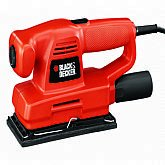 Lixadeira Orbital 135W  - BLACKDECKER-CD400