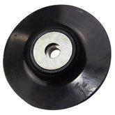 Disco de Borracha para Polir com Furo 5/8 Pol. 115mm - UYUSTOOLS-DP115G