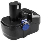 Bateria de 14,4 V para Furadeira /Parafusadeira sem Fio 1.000 mAh Ni-Cd - FORD-FS-50BI-BAT