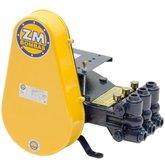 Lavadora de Média Pressão ZM 600 Libras 30L com 3 Pistões sem Motor - ZM BOMBAS-5010104