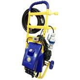 Lavadora de Alta Pressão Motor WEG 3CV 600 Lbs 30 L/min Mono  - ZM BOMBAS-5010216