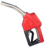Bico de Combustível Vermelho Automático até 45 Litros por Minuto - STOKAIR-MX45VERM